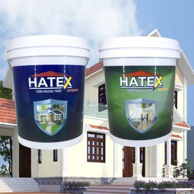 sơn nước hatex